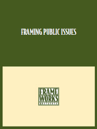 Framing Public Issues cover