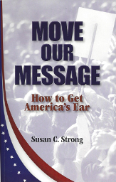 Book cover - Move Our Messaage